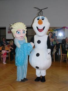 Dětský maškarní karneval 28.2. 2016