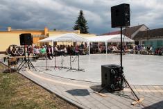 Festival dechových hudeb 28.6.2015