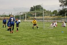 Fotbalový turnaj starších přípravek - Podivín 20.6.2015
