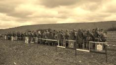 Oslavy 70.výročí osvobození obce Starovičky 18.4.2015