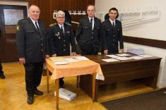 Shromáždění delegátů hasičských sborů okresu Břeclav 15.3.2015