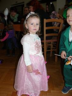 Dětský maškarní ples 7.3.2015
